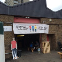 Photo taken at Gipsy Hill Brewery by Bruno R. on 6/13/2015