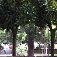 Foto tomada en Parque de Jovellanos por Cesar L. el 10/15/2012