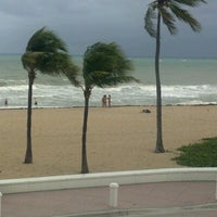 Photo taken at Courtyard Fort Lauderdale Beach by Randy R. on 10/15/2012
