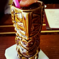 Photo taken at Hula's Island Grill & Tiki Room by Charlotte S. on 5/2/2013