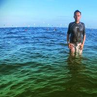 Photo taken at Villa del Prado Pool and Beach Resort by Ron C. on 4/7/2016