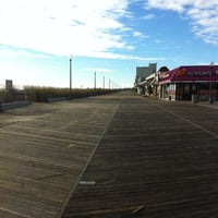 Photo taken at Rehoboth Beach Boardwalk by Bill 🇺🇸 on 10/31/2012