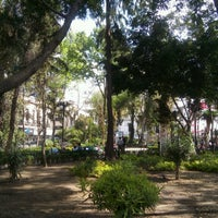 Photo taken at Jardín Carlos Pacheco by Francisco P. on 12/17/2016