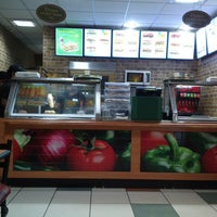 Photo taken at Subway by Siddhartha S. on 7/29/2013