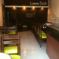 Photo taken at Lemone Dutch by Bhaby M. on 1/26/2015