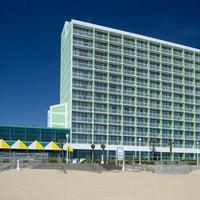 Photo taken at Holiday Inn Virginia Beach Oceanside by HotelPORT on 8/5/2013