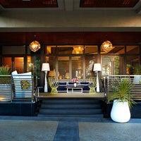 Photo taken at Le Méridien Delfina Santa Monica by HotelPORT on 10/2/2013