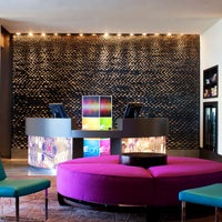 Photo taken at Aloft Silicon Valley by HotelPORT on 8/12/2013