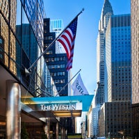Photo taken at The Westin New York Grand Central by HotelPORT on 8/6/2013