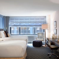 Photo taken at Fifty NYC-an Affinia Hotel by HotelPORT on 8/5/2013