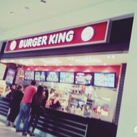 Photo taken at Burger King by İrem S. on 6/9/2015