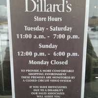 Photo taken at Dillard's by Julian K. on 3/21/2013