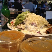 Photo taken at Chipotle Mexican Grill by Julian K. on 12/4/2012