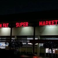 Photo taken at Shun Fat Supermarket by Paul N. on 2/1/2015
