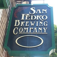 Photo prise au San Pedro Brewing Company par Paul N. le7/27/2013