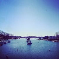 Photo taken at Annisquam by Michael F. on 3/24/2014