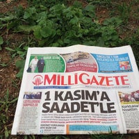 Photo taken at Mevlana Parkı Mangal Corner by Senanur K. on 9/19/2015