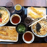 Photo taken at 丸亀製麺 豊田店 by Pahn💛 . on 10/29/2017