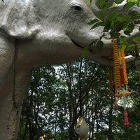 Photo taken at Wat Pa Phu Thap Boek by Pahn💛 . on 7/18/2016