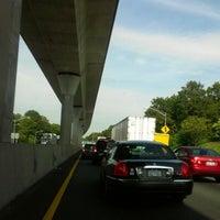 Photo taken at Van Wyck Expressway (I-678) by Nancy B. on 10/17/2012