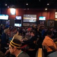 Photo taken at Buffalo Wild Wings by Kristen A. on 4/4/2014