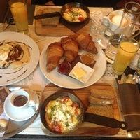 Photo taken at Café Lounge by Petra K. on 6/6/2013
