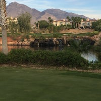 Photo taken at Red Rock Country Club by John C. on 10/8/2016