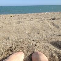Foto tomada en Playa de La Farola por Mauricio G. el 3/26/2013