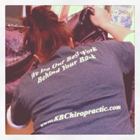 Photo taken at KB Chiropractic by Kalsii on 11/9/2012