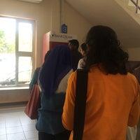 Photo taken at Ruang Legar Koperasi Politeknik Port Dickson by Fr. z. on 7/14/2016
