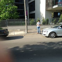 Photo taken at Șoseaua Nordului by Mihai H. on 5/7/2013