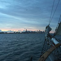 Photo taken at Red Witch Sailboat by Jason U. on 8/20/2015