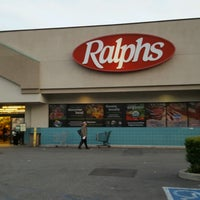 Photo taken at Ralphs by Chris A. on 3/5/2017