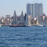 Photo taken at Setur Kalamış - Fenerbahçe Marina by Can C. on 9/28/2013