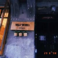8/29/2018 tarihinde Ayşe P.ziyaretçi tarafından Willy Wonka Chocolate'de çekilen fotoğraf