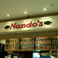 Photo taken at Nando's by Ady F. on 12/7/2012
