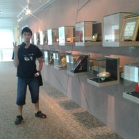 Photo taken at Discovery Theatre @ Spore Discovery Centre by naru z. on 11/12/2013