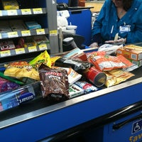 Photo taken at Walmart Supercenter by Rebecca C. on 2/28/2013