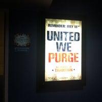 Photo taken at Regal Cinemas Hazleton 10 by Carrie on 7/19/2014