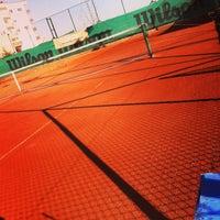 Photo taken at Havuzlu Konak Tenis Kortları by Birol A. on 11/10/2013
