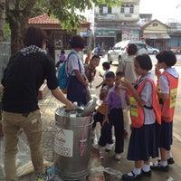Photo taken at โรงเรียนบ้านหมากแข้ง by BB B. on 5/23/2013