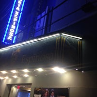 Photo taken at Teatro Victoria Espinosa by Jose S. on 11/25/2016