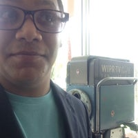 Photo taken at WIPR-TV Canal 6 by Jose S. on 9/25/2014