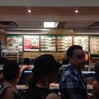 Photo taken at Subway by Jose S. on 1/19/2014