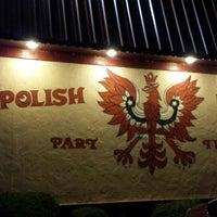 Photo taken at Polish Villa II by Brian C. on 11/1/2013