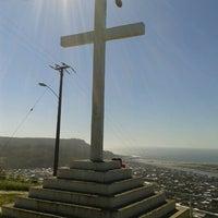Photo taken at Cerro de la Cruz by Guillermo H. on 9/24/2012
