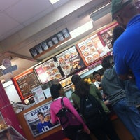 Photo taken at Dunkin Donuts by Kira C. on 10/15/2012