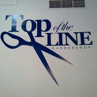 Photo taken at Top of the Line Barbershop by Ken O. on 6/11/2013