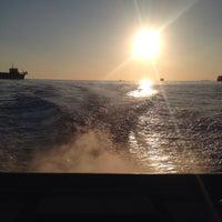 Photo taken at Tuzla Anchorage by Eray K. on 3/4/2015