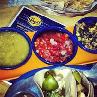 Photo taken at The Local Taco by Catherine P. on 10/6/2012